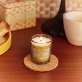 Butter Cookie Natural Wax votive Candle