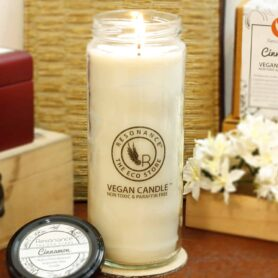 Cinnamon Fragrance Natural Wax Aroma Torch
