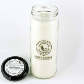Apple Cinnamon Fragrance Natural Wax Aroma Torch