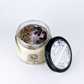 Amethyst Infusion Jar